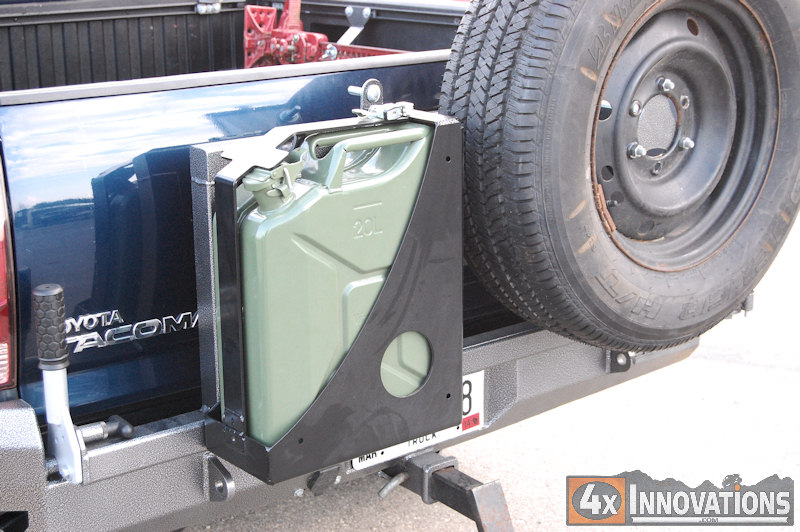 Jerry Can Mount 5 Gallon