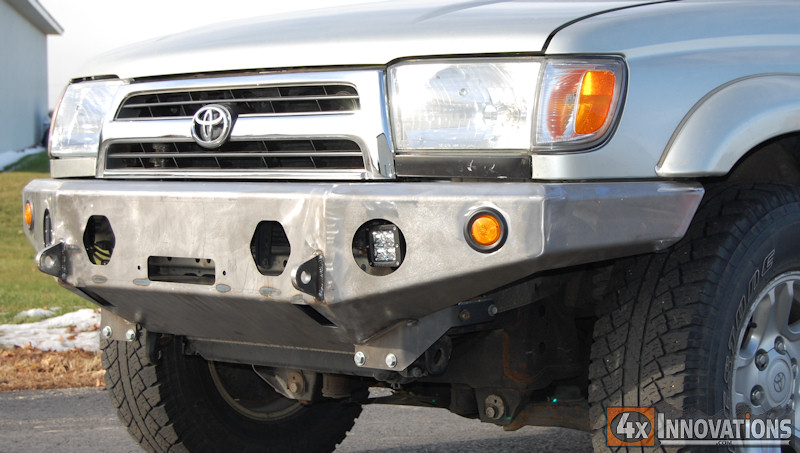 1996 2002 Toyota 4runner Front Winch Mount Plate Bumper