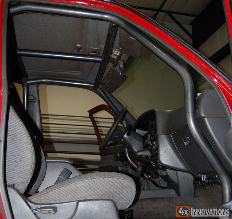 Toyota 4runner Interior Roll Cage
