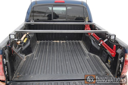 2005+ Tacoma Bed Rail Accessory Kit