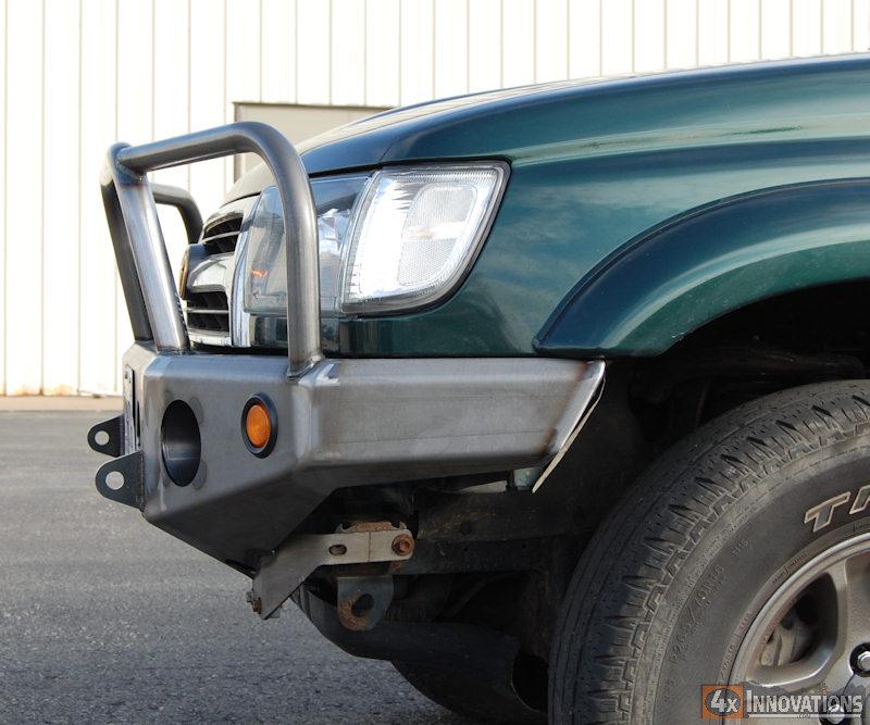 Toyota 4runner Bumper >> 1996 - 2002 Toyota 4Runner Front Winch Mount Plate Bumper