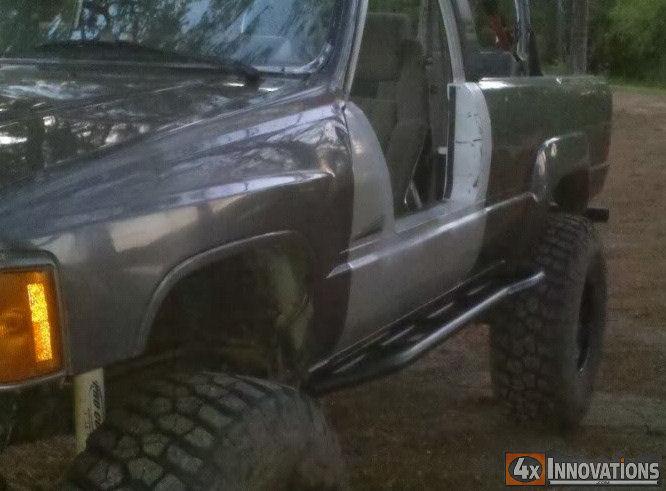 Round Rock Toyota >> 84-89 4 Runner Rock Slider