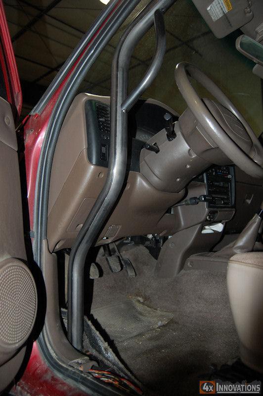 1995 5 2004 Toyota Regular Cab Tacoma Internal Roll Cage