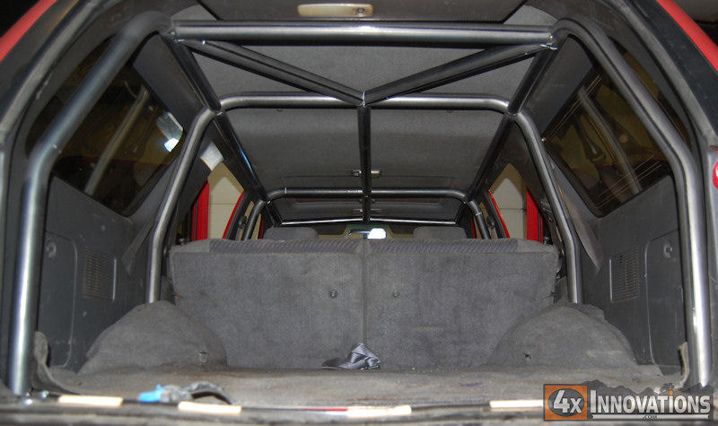 1990 1995 toyota 4runner internal roll cage full length 90 95 4 runner internal roll cage