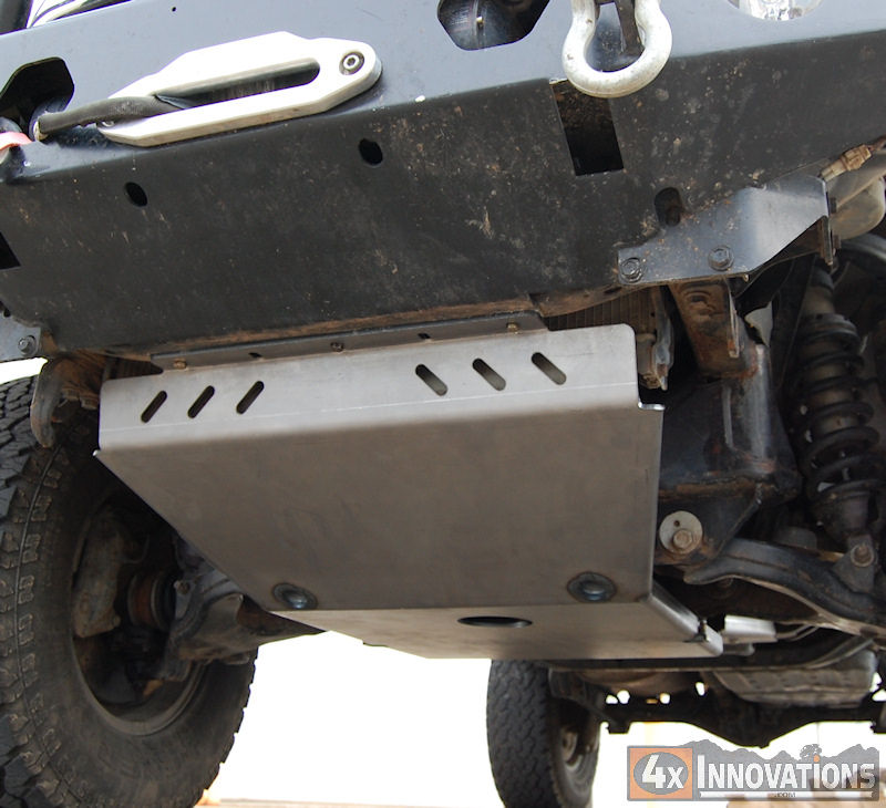Toyota 4runner Bumper >> 1995-2004 Tacoma Front Skid Plate
