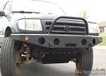 1995-2004 Tacoma Front Plate Bumper