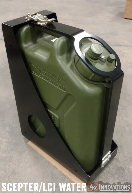 Jerry Can Mount - 5 Gallon