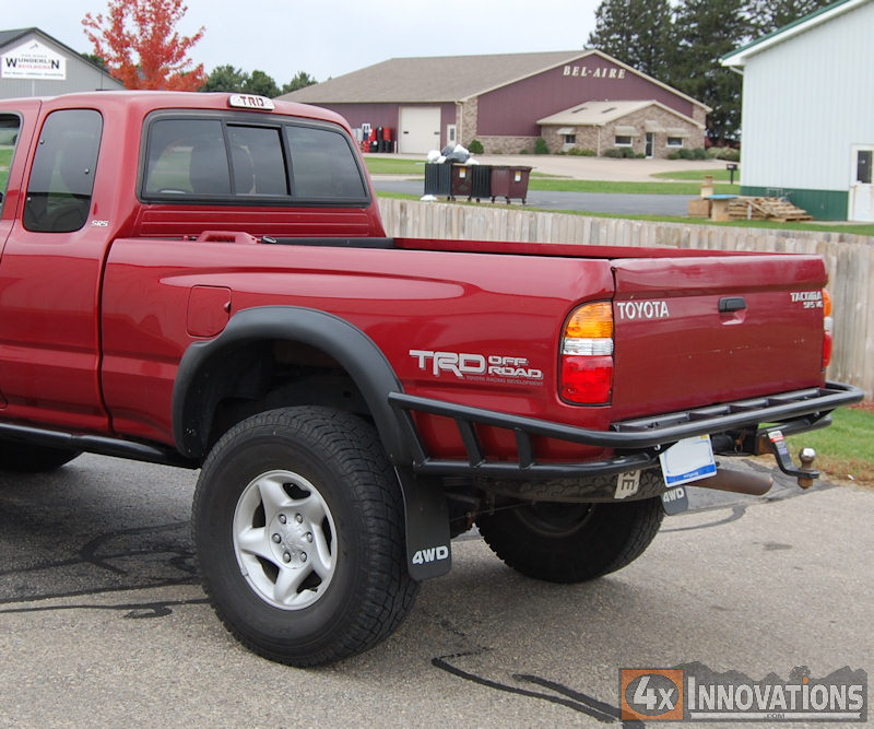 1995 5 2004 Toyota 4runner Off Road Rear Bumper With