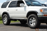 1990 - 2020 4 Runner Rock Sliders