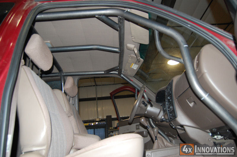 1995 5 2004 Toyota Extended Cab Tacoma Internal Roll Cage