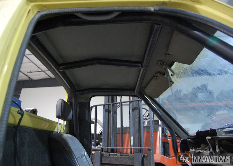 1979 1983 Toyota Pickup Internal Roll Cage