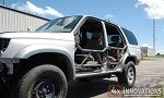 1996-2002 4Runner FRONT Tube Door Set