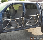 2005-2020 Tacoma FRONT Tube Door Set