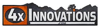 4x Innovations Large Sticker