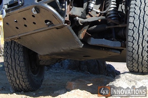 2005 - 2020 Tacoma Front Skid Plate