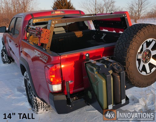 2005-2021 Tacoma Bed Rack System