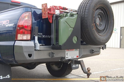 Swing Out Tire Carrier