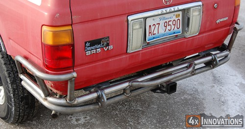 90-95 4 Runner Rear Class 2 Hitch Bumper