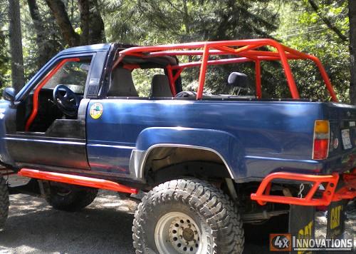1984 1989 Toyota 4runner Internal Roll Cage Full Length